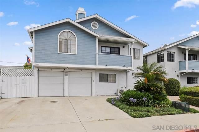 1434 Essex St #3, San Diego, CA 92103 (#200030863) :: Crudo & Associates