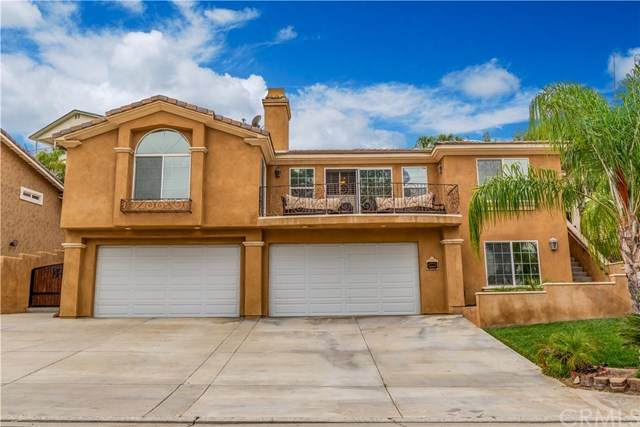 30537 Cinnamon Teal Drive, Canyon Lake, CA 92587 (#SW20129556) :: Realty ONE Group Empire