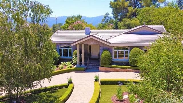 4733 Rosebank Drive, La Canada Flintridge, CA 91011 (#PW20106856) :: Compass