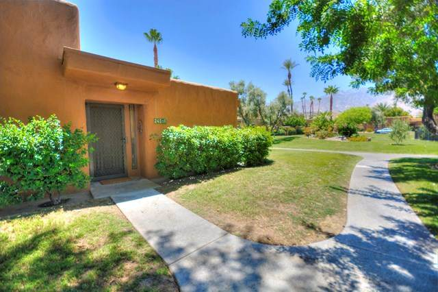 2451 S Birdie Way F, Palm Springs, CA 92264 (#219045503DA) :: The Marelly Group   Compass