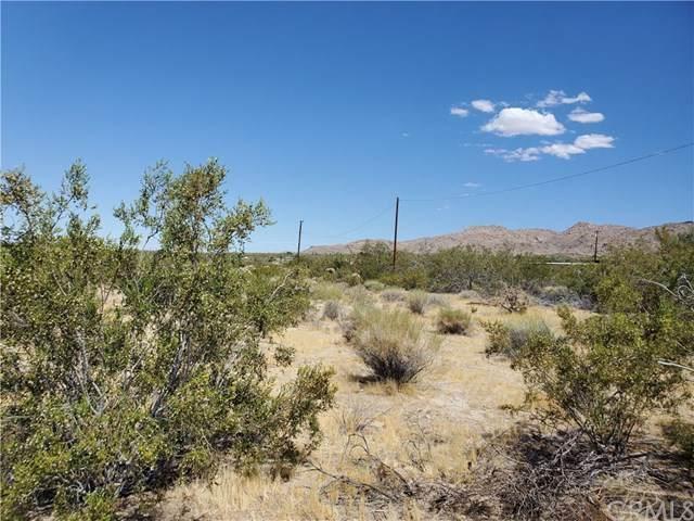 0 Mt Lassen, Joshua Tree, CA 92252 (#JT20130207) :: RE/MAX Masters