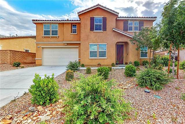 37318 Paintbrush Drive, Palmdale, CA 93551 (#SR20130276) :: RE/MAX Masters