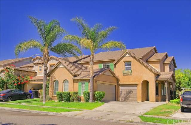 7595 Duck Creek Place, Rancho Cucamonga, CA 91739 (#DW20130247) :: Sperry Residential Group