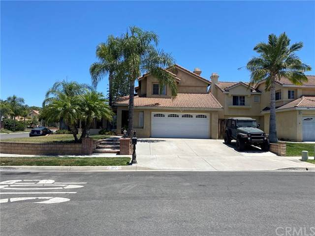 387 Arthur Circle, Corona, CA 92879 (#IG20130291) :: Compass California Inc.