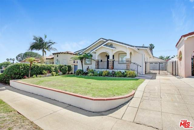 1613 S Ogden Drive, Los Angeles (City), CA 90019 (#20599522) :: Allison James Estates and Homes
