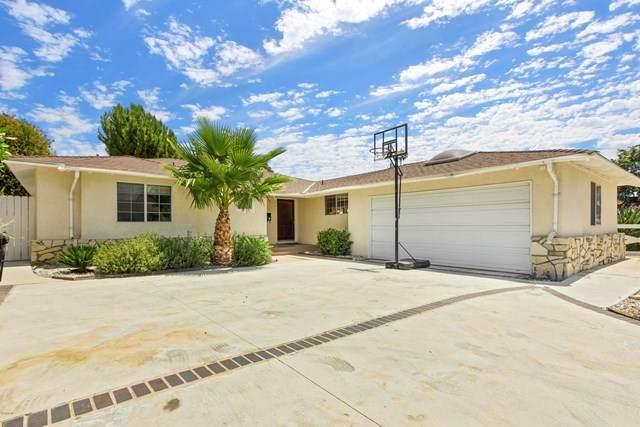 8540 Calvin Avenue, Northridge, CA 91324 (#220006930) :: The Brad Korb Real Estate Group