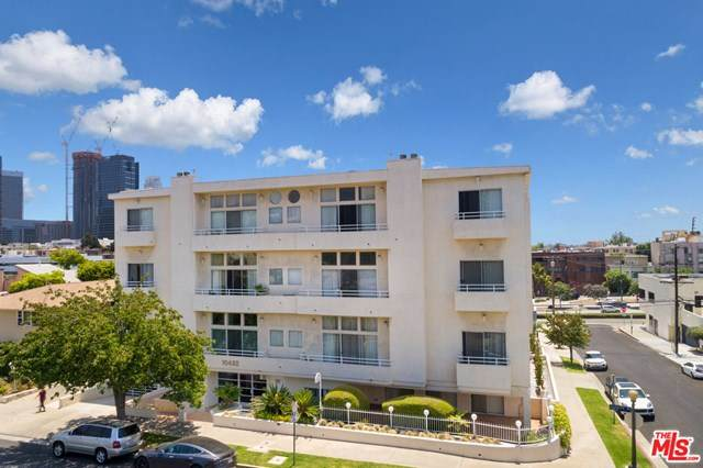 10432 Eastborne Avenue #206, Los Angeles (City), CA 90024 (#20599518) :: The Miller Group