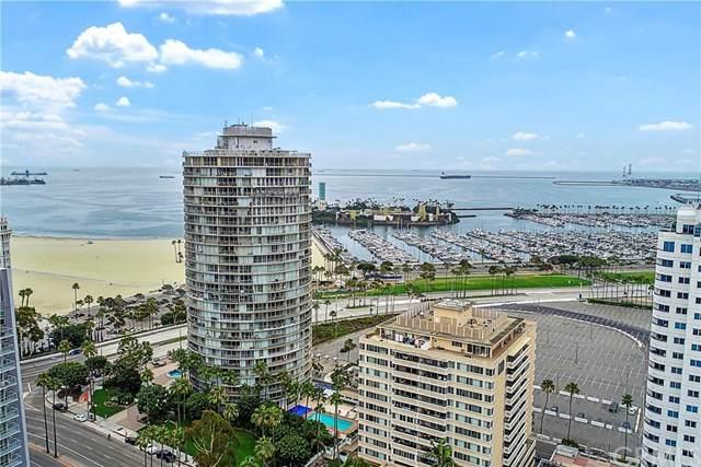 700 E Ocean Boulevard #1601, Long Beach, CA 90802 (#PW20130385) :: Z Team OC Real Estate