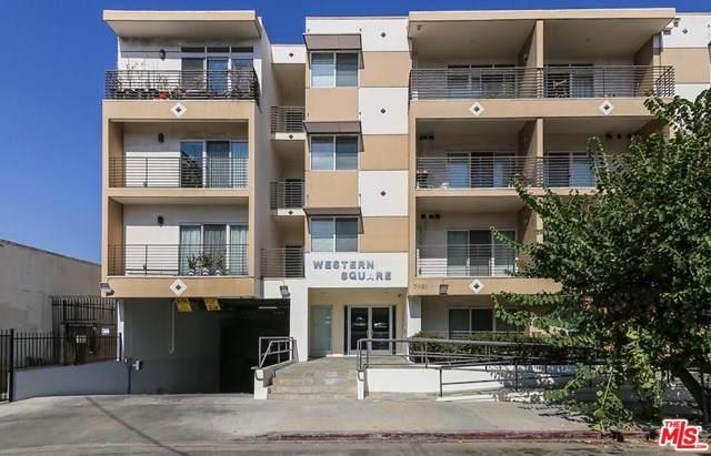 3061 W 12Th Place #307, Los Angeles (City), CA 90006 (#20599274) :: Team Tami