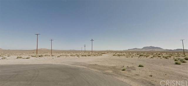 1 17th E & Silver Queen, Mojave, CA 93501 (#SR20130425) :: Sperry Residential Group