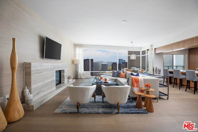 1 W Century Drive 26D, Los Angeles (City), CA 90067 (#20599346) :: The Miller Group