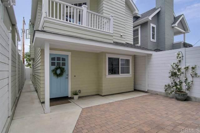 438 D Avenue, Coronado, CA 92118 (#200030989) :: A|G Amaya Group Real Estate