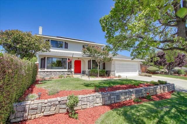 5166 Sunny Creek Drive, San Jose, CA 95135 (#ML81799501) :: Pam Spadafore & Associates
