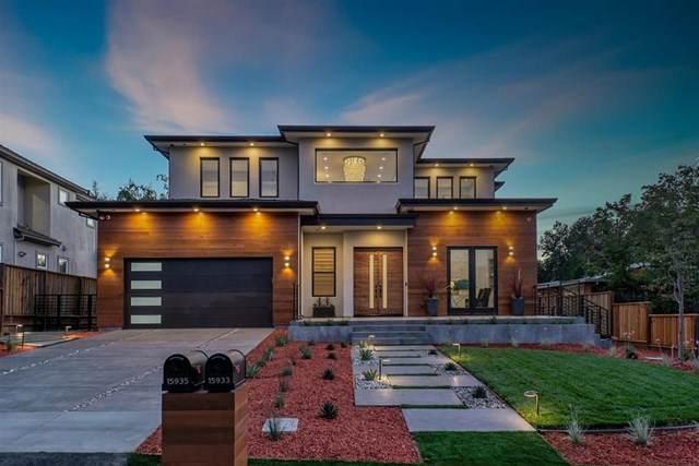 15933 Linda Avenue, Los Gatos, CA 95032 (#ML81799502) :: Pam Spadafore & Associates