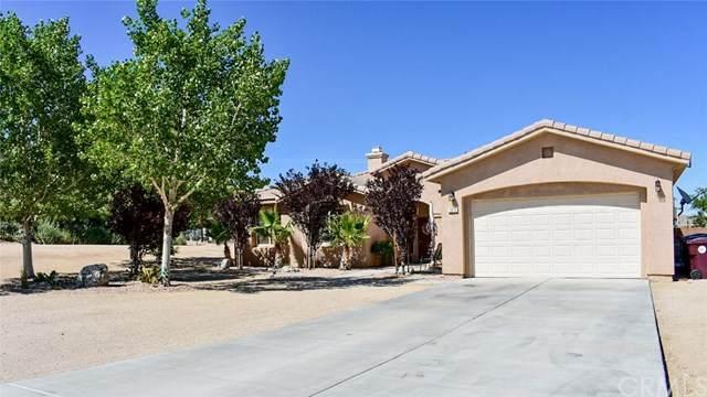7615 San Remo, Yucca Valley, CA 92284 (#JT20128738) :: RE/MAX Masters