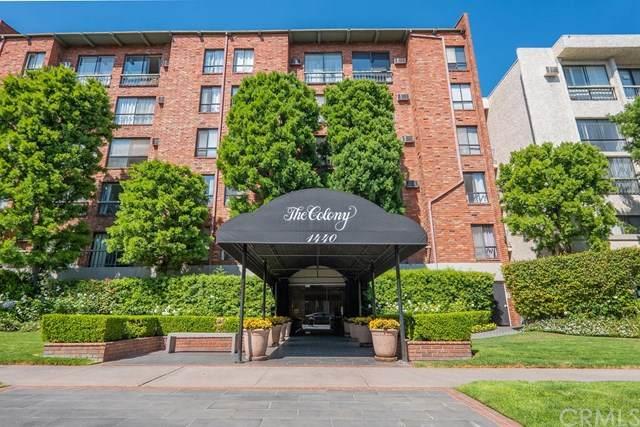 1440 Veteran Avenue #344, Westwood - Century City, CA 90024 (#SB20123474) :: The Miller Group