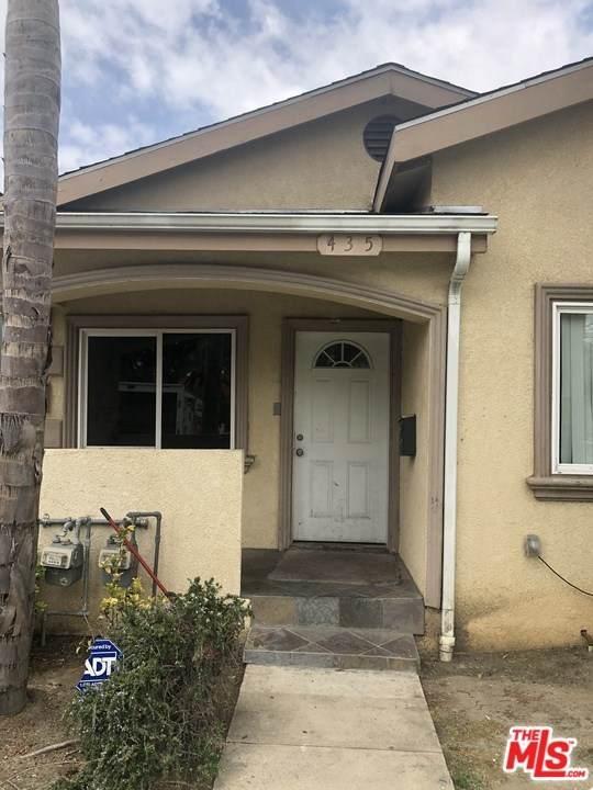 435-437 W 102Nd Street, Los Angeles (City), CA 90003 (#20598612) :: Team Tami