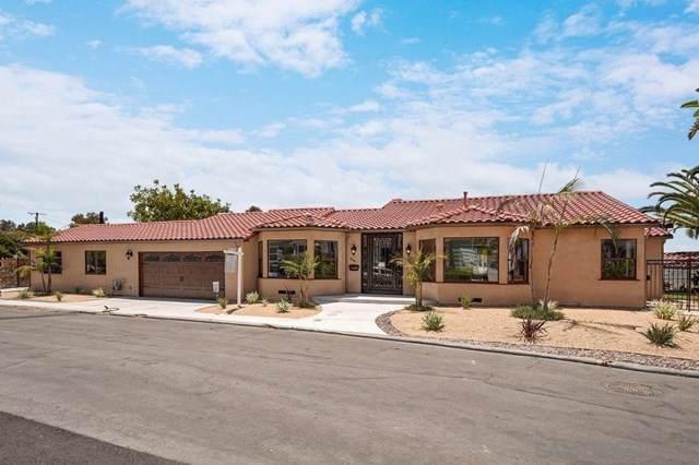 1608 Mission Cliff Dr. (-20), San Diego, CA 92116 (#200031046) :: The Laffins Real Estate Team