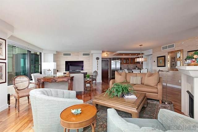 500 W Harbor Drive #1102, San Diego, CA 92101 (#200031064) :: Steele Canyon Realty