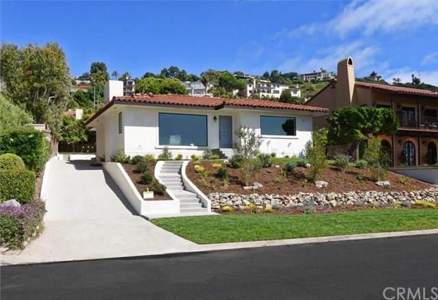 1520 Via Montemar, Palos Verdes Estates, CA 90274 (#PV20130237) :: Go Gabby