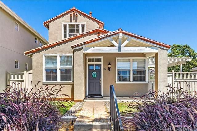 40 El Corazon, Rancho Santa Margarita, CA 92688 (#OC20130762) :: The Miller Group