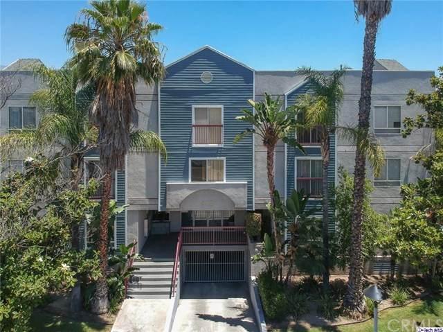 432 N Kenwood Street #209, Glendale, CA 91206 (#320002233) :: The Brad Korb Real Estate Group