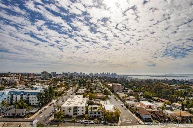 3535 1st Ave 12D, San Diego, CA 92103 (#200031084) :: Crudo & Associates