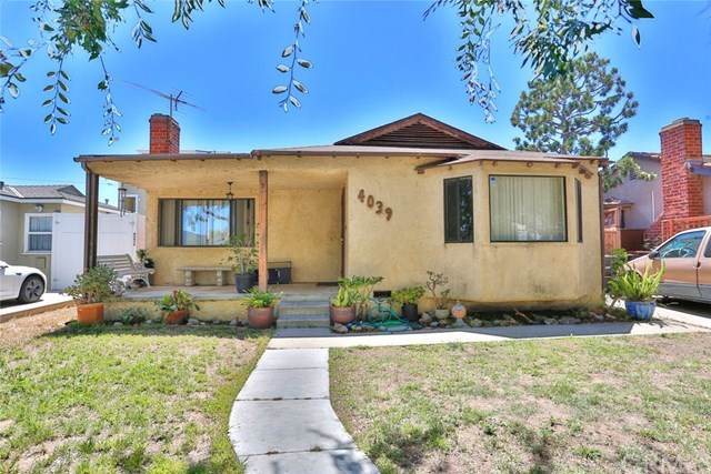 4039 Albright Avenue, Los Angeles (City), CA 90066 (#CV20130884) :: Sperry Residential Group