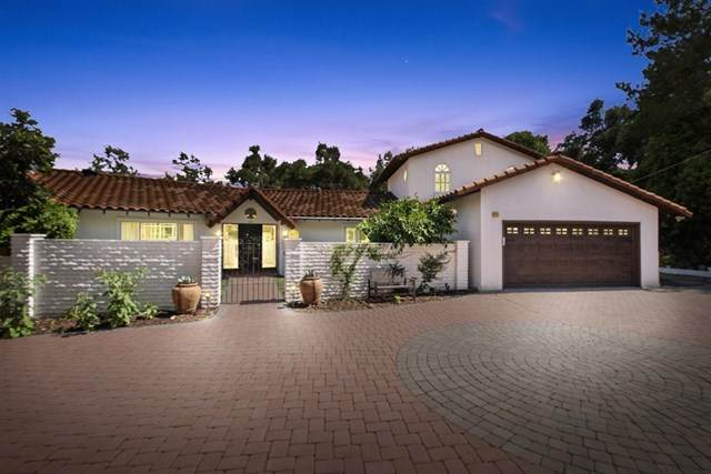 725 Quiet Hills Farm Rd, Escondido, CA 92029 (#200031104) :: Re/Max Top Producers