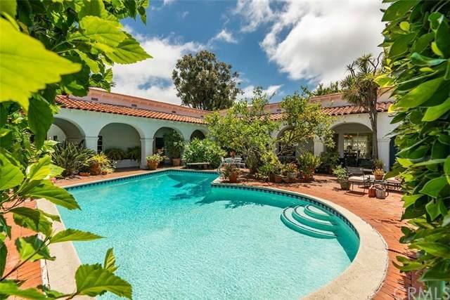 2217 Via Guadalana, Palos Verdes Estates, CA 90274 (#PV20126825) :: Millman Team