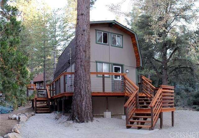 1617 Freeman Court, Pine Mountain Club, CA 93225 (#SR20130991) :: Compass