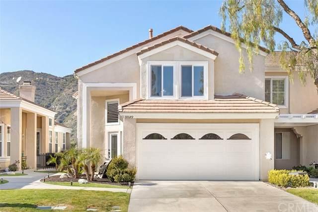 38649 Bears Paw Drive, Murrieta, CA 92562 (#SW20128904) :: The Miller Group