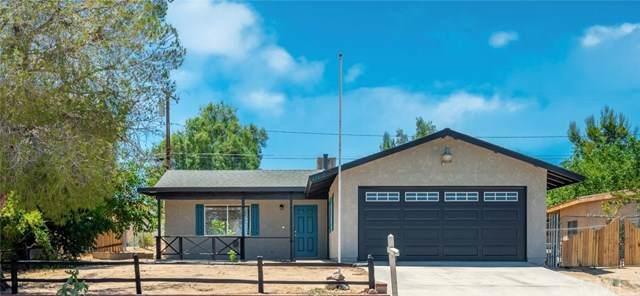 61611 La Jolla Drive, Joshua Tree, CA 92252 (#EV20130860) :: Berkshire Hathaway HomeServices California Properties