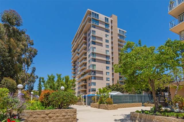 3635 7th Ave 3A, San Diego, CA 92103 (#200031167) :: Mark Nazzal Real Estate Group