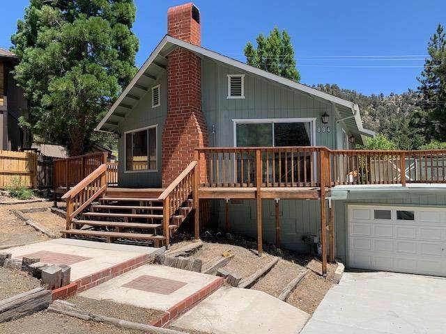 804 Apple Street, Wrightwood, CA 92397 (#525936) :: The Costantino Group | Cal American Homes and Realty
