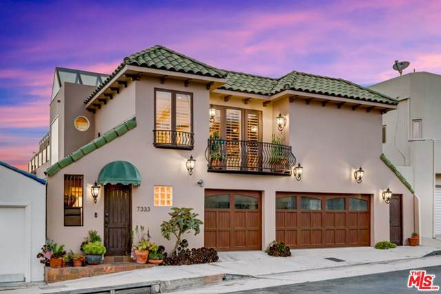 7333 Vista Del Mar Lane, Playa Del Rey, CA 90293 (#20599862) :: Sperry Residential Group