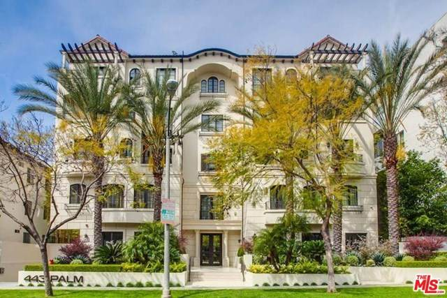 443 N Palm Drive #402, Beverly Hills, CA 90210 (#20599954) :: Sperry Residential Group