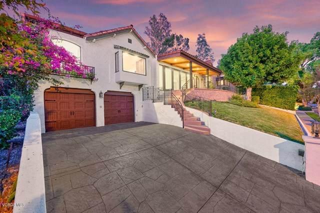 827 W Mountain Street, Glendale, CA 91202 (#220006990) :: The Brad Korb Real Estate Group