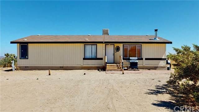 1354 Madera Road, Pinon Hills, CA 92372 (#EV20130101) :: A|G Amaya Group Real Estate