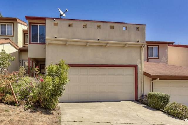 144 Saint Marks Court #34, Daly City, CA 94015 (#ML81799682) :: Blake Cory Home Selling Team