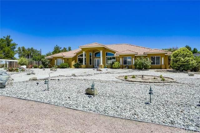 14955 Riverside Court, Apple Valley, CA 92307 (#OC20118170) :: A|G Amaya Group Real Estate