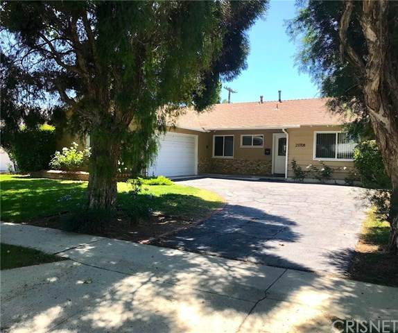 23708 Archwood Street, West Hills, CA 91307 (#SR20131334) :: The Costantino Group | Cal American Homes and Realty