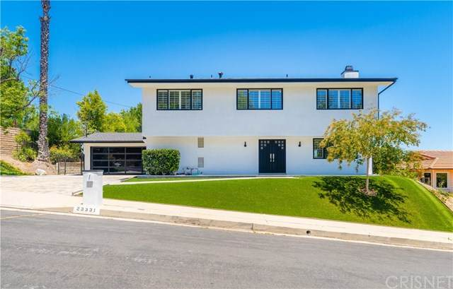 23331 Aetna, Woodland Hills, CA 91367 (#SR20130400) :: Allison James Estates and Homes
