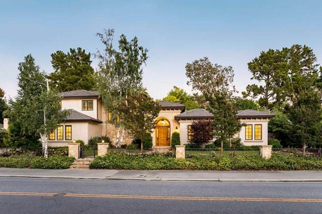 1015 Monte Rosa Drive, Menlo Park, CA 94025 (#ML81799285) :: Powerhouse Real Estate