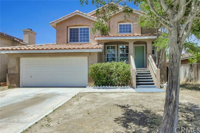 1863 Ivory Avenue, Palmdale, CA 93550 (#OC20119044) :: Allison James Estates and Homes
