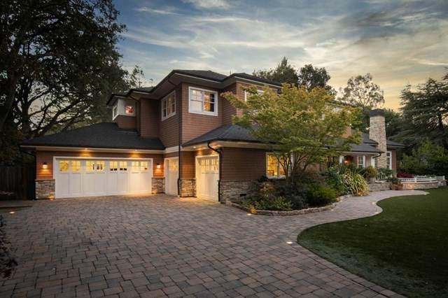 601 Menlo Oaks Drive, Menlo Park, CA 94025 (#ML81799694) :: Blake Cory Home Selling Team