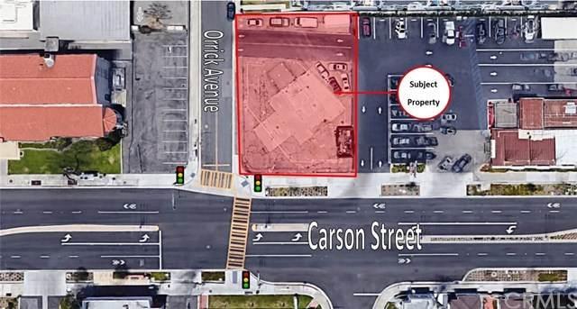 205 E Carson Street, Carson, CA 90745 (#AR20131493) :: Millman Team