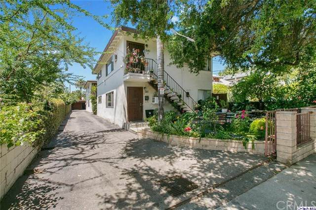 541 N Summit Avenue, Pasadena, CA 91103 (#320002251) :: The Brad Korb Real Estate Group