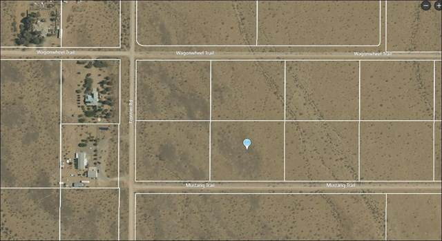 0 Mustang, Barstow, CA 92342 (#525946) :: Powerhouse Real Estate