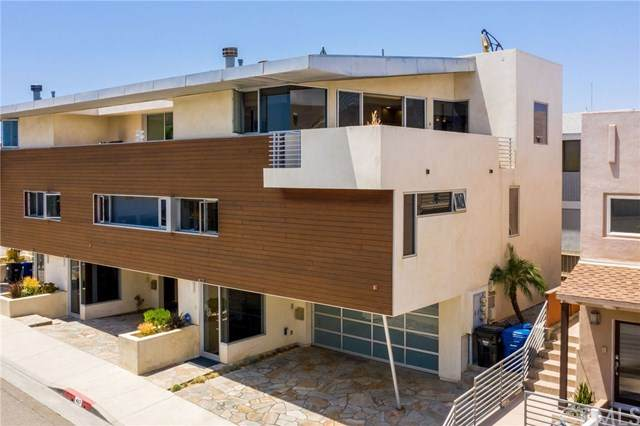 407 11th Street, Hermosa Beach, CA 90254 (#SB20123625) :: Millman Team